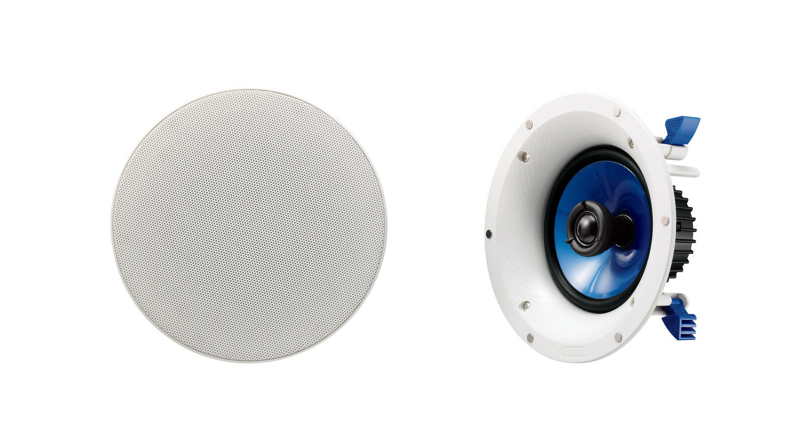Yamaha Ns-ic600 6.5 In-ceiling Speakers (pair)