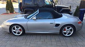 Porsche Boxster S 2002