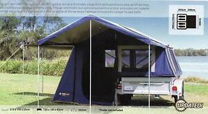 Oztrail Campertrailer Glenorchy Glenorchy Area Preview