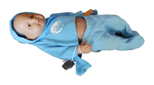Real Care Baby II Plus Think it Over Doll Hispanic Mexican Latino Boy Male