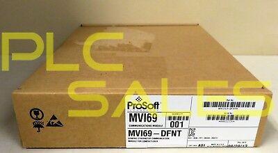 Prosoft Mvi69-dfnt  Generic Ethernetip Communication Module Nib