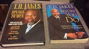 Books by Bishop TD Jakes