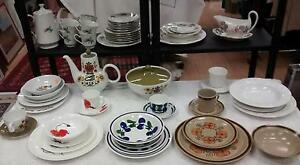 DINNER SETS - WEDGWOOD, NORITAKE, ITALIAN &JAPANESE Belconnen Belconnen Area Preview