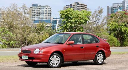 TOYOTA COROLLA CONQUEST HATCHBACK – MANUAL / REGO / SERVICED