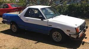 1984 Subaru Brumby Other Gladstone Gladstone City Preview