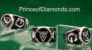 Silver coloured Pokémon rings $20 each $45 TOGETHER