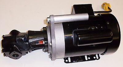 Heavy Duty Oil Transfer Pump 24 Gpm Waste Oilwvo Biodiesel Heaters Burners