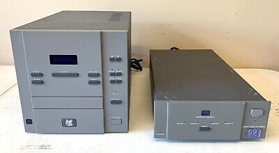 MADRIGAL PROCEED PDP 3 DIGITAL AUDIO PROCESSOR & PCD CD Player *TESTED*