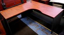 ExDisplay Madison Radial Workstation 1800 Desks Office Furniture Melbourne CBD Melbourne City Preview