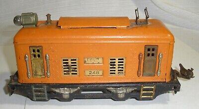 Lionel Prewar 248 locomotive