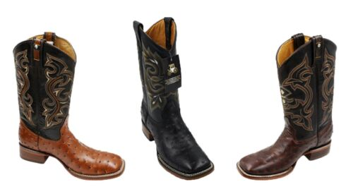 MENS, RODEO, COWBOY, BOOTS, , OSTRICH, PRINT, LEATHER, WESTERN, BOOTS