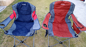 Wanderer Champing chairs best quality Baldivis Rockingham Area Preview