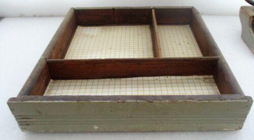 CENTER DRAWER FOR  ART DECO PERIOD PORCELAIN ENAMEL TOP TABLE