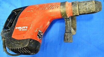 Hilti Te 500 - Demolition Hammer
