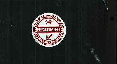 Nice New Logo Consol Coal Co  Mining Stickers    205