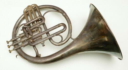 Hawkes & Son horn
