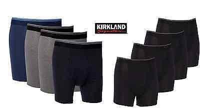 Kirkland Signature Mens 4 Pack Pima Cotton Boxer Briefs