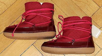 Zara Boots Stiefel pink himbeer Gr. 36 / 37 gefüttert so cool 😍 neu ()