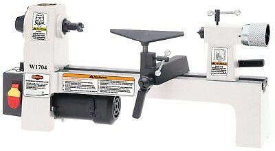 Shop Fox W1704 8 X 13 Bench-top Wood Lathe New In Box