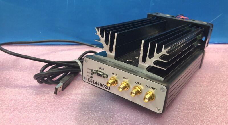Gage, USB CompuScope, High Speed Digitizer for USB, CS144002U,        b1
