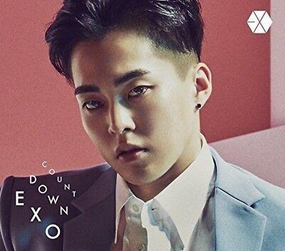 EXO Japan 1st Full Album [COUNTDOWN] (CD+Photobook+Photocard) XIUMIN Ver.