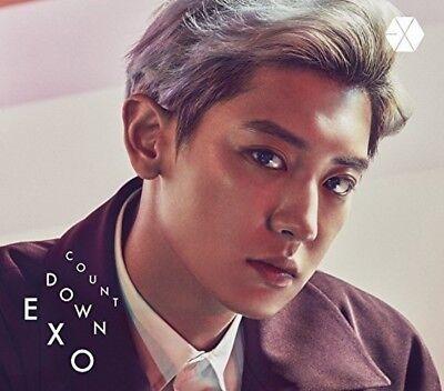 EXO Japan 1st Full Album [COUNTDOWN] (CD+Photobook+Photocard) CHANYEOL ver.
