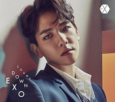 EXO Japan 1st Full Album [COUNTDOWN] (CD+Photobook+Photocard) BAEKHYUN ver.