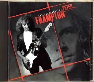Peter Frampton - The Very Best Of Peter Frampton (CD, 1998 A&M) LIKE NEW!
