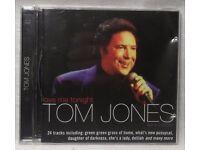 Tom jones, love me tongiht CD