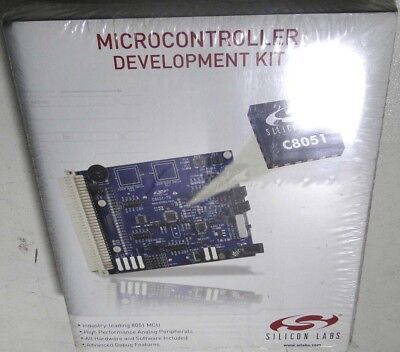 Microcontroller Development Kit C8051f370-a-dk Silicon Labs