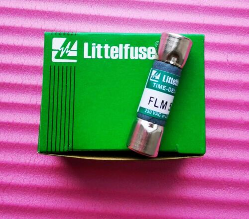 ORIGINAL Littelfuse FLM-30 ( FLM 30A ) 30 Amp 250Vac Time Delay Fuse
