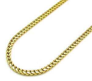 Mens 10k gold chain ebay mens 10k solid gold chain aloadofball Gallery