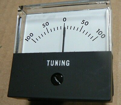 Jewell Instruments Arbitrary Scale Meter Es-100vadc M51t