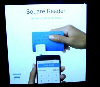 New Square Reader Credit Card Reader Iphone Ipad Android For Magnetic Strip Card