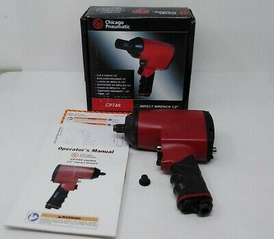 Chicago Pneumatic 12 Impact Wrench Cp749