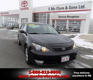 2005 Toyota Camry SE SUMMER TIRES AVAILABLE