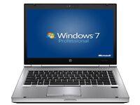 Cheap Laptop HP 8470P Intel Core i5-3320M @ 2.60 GHz 4GB 320GB Win 7 Pro WIFI Sale