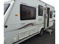 Caravan - Compass Rambler 2007, 5 berth