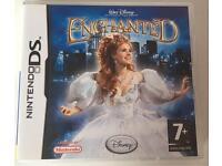 "Nintendo DS ""Walt Disney- Enchanted"" game"