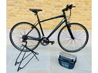 Specialized Sirrus Sport Hybrid Bike + GPS Tracker (Immaculate Condition)