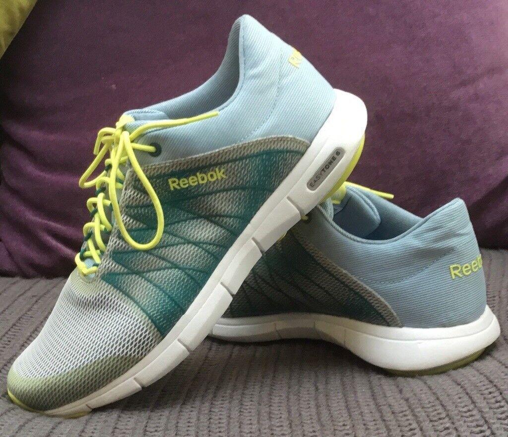 bb305179bd41 REEBOK Ladies Easytone 6 trainers (size 41 EUR or 7 1 2 UK)