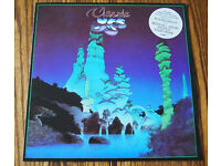 YES - Classic Yes The Original 1981 Vinyl LP on the Atlantic Label