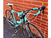 Super Lightweight Bianchi 1885 Road Bike Made in Italy
