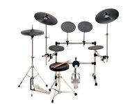 8-Part Practice Drum Set