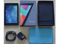 ASUS Nexus 7-inch Tablet PC (32Gb, 1st generation, excellent condition, 3 years old)