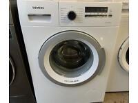 SIEMENS EXTRAKLASSE Newer model Washer