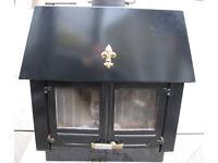 Charnwood CH Boiler woodburner woodburning stove 11KW