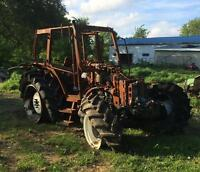 Tracteur New Holland T5060