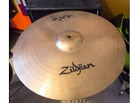 "Zildjian 20"" ZXT Medium Ride Cymbal"