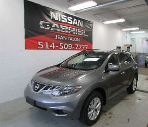 2013 Nissan Murano SL AWD 1 OWNER/SUNROOF/LEATHER/PREMIUM PACKAG